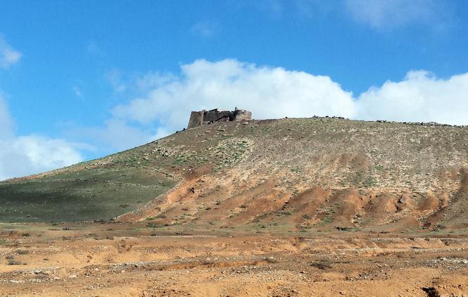 Lanzarote - Castillo de Santa Barbara