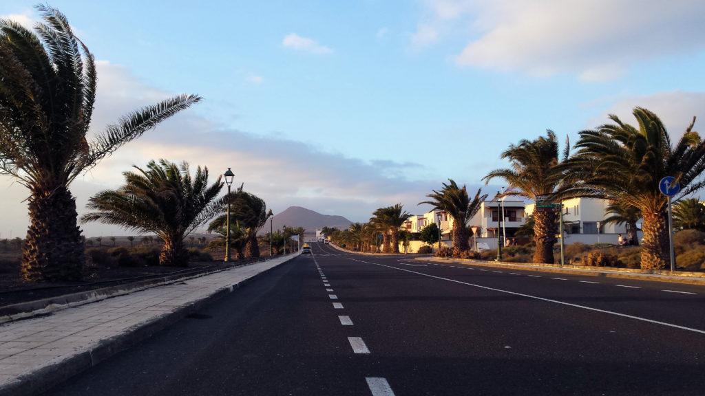 Plan zwiedzania - Costa Teguise