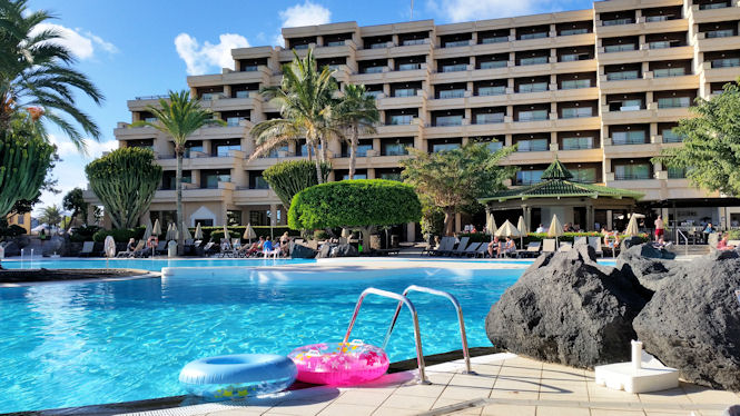 hotel- Occidental Lanzarote Playa