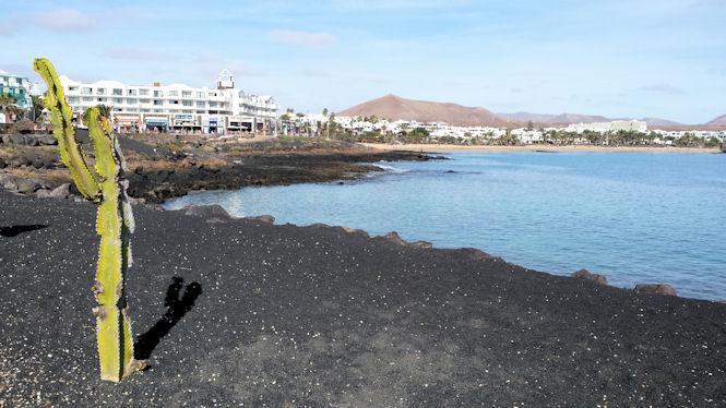 zwiedzamy Lanzarote