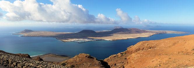 Mirador del Rio - warto zobaczyć na Lanzarote