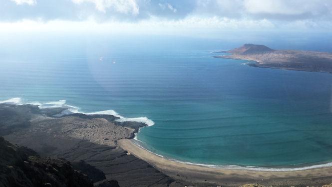Dla takich widoków warto zobaczyć Lanzarote