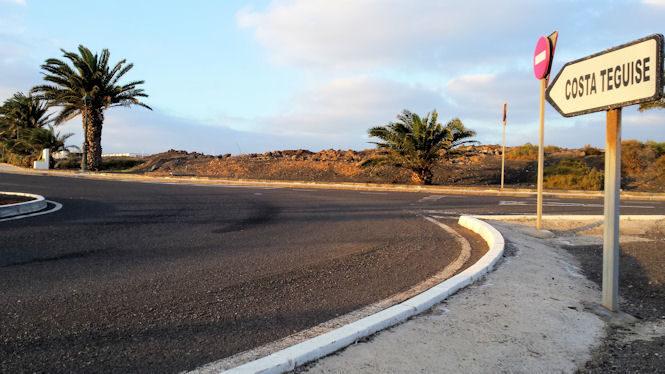 Plan zwiedzania Costa Teguise