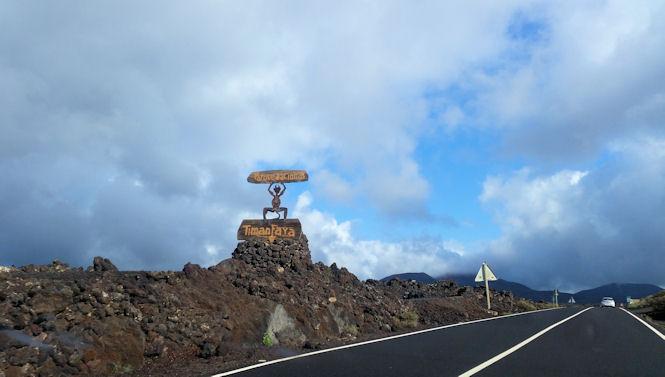 Zwiedzanie Parku Narodowego Timanfaya na Lanzarote