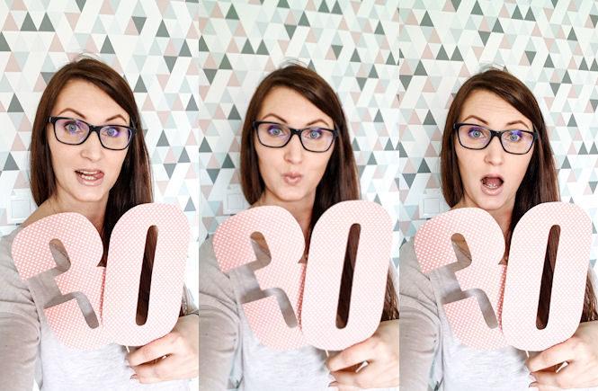 30 rzeczy na 30 urodziny