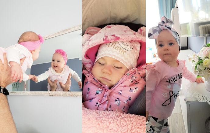 mix zdjęć z życia dziecka