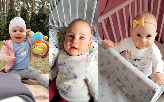 9 miesięcy z dzieckiem