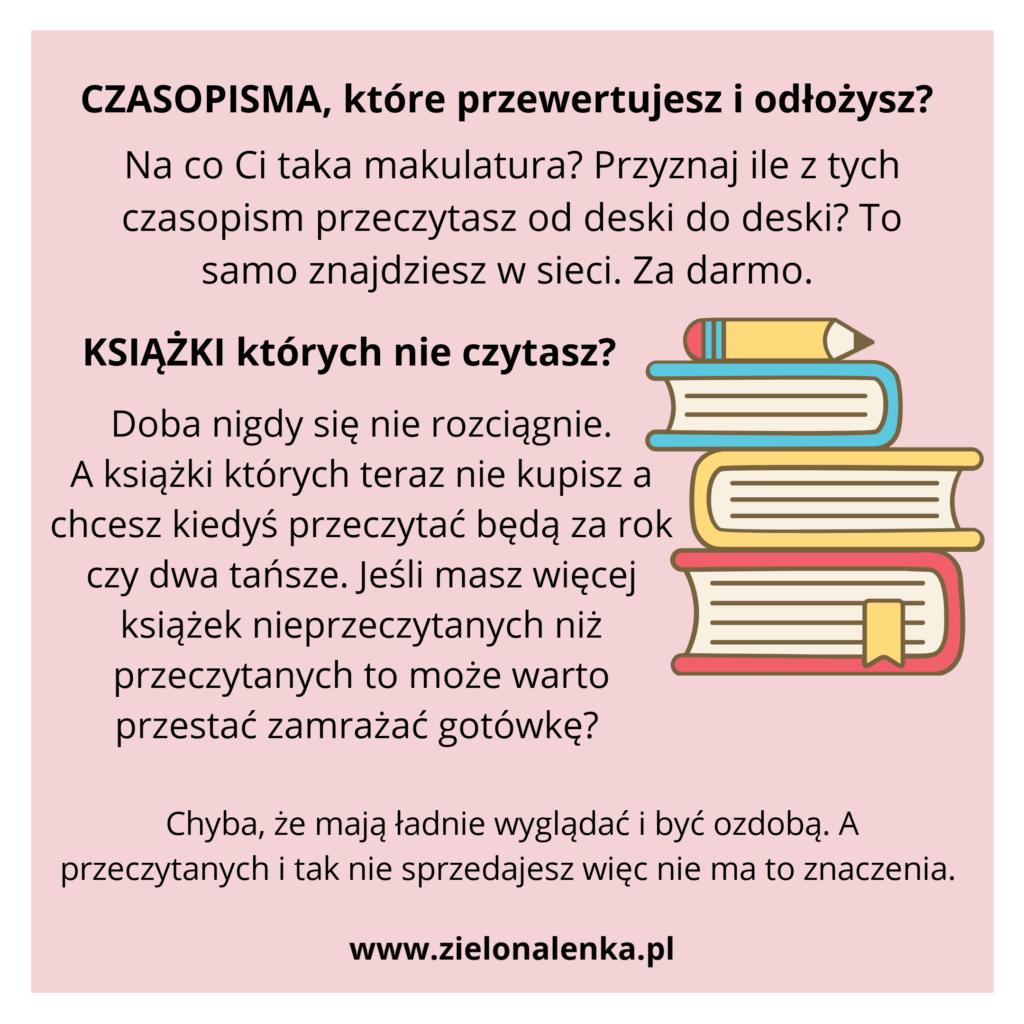 Jak oszczędzać na książkach